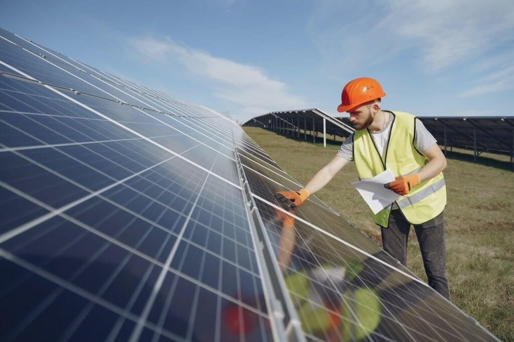 Sustainable Technology Green New Deal - An Economy that serves People and Planet
